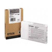 Оригинальный картридж EPSON T6057 (110 мл., серый)
