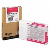 Оригинальный картридж EPSON T605B (110 мл., пурпурный)