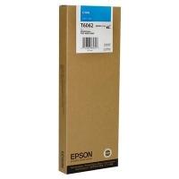 Оригинальный картридж EPSON T6062 (220 мл., голубой)