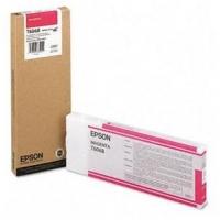 Оригинальный картридж EPSON T606B (220 мл., пурпурный)