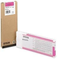 Оригинальный картридж EPSON T606C (220 мл., светло-пурпурный)