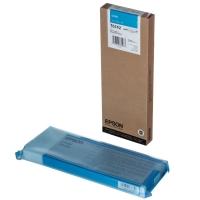 Оригинальный картридж EPSON T6142 (220 мл., голубой)