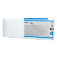 Оригинальный картридж EPSON T6362 (700 мл., голубой)