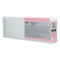 Оригинальный картридж EPSON T6366 (700 мл., светло-пурпурный насыщенный)
