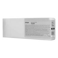 Оригинальный картридж EPSON T6369 (700 мл., светло-серый)
