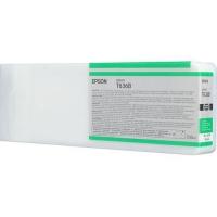 Оригинальный картридж EPSON T636B (700 мл., зеленый)
