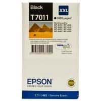 Оригинальный картридж EPSON T7011 (3400 стр., черный)
