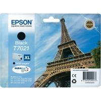 Оригинальный картридж EPSON T7021 (2000 стр., черный)