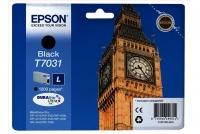 Оригинальный картридж EPSON T7031 (1200 стр., черный)