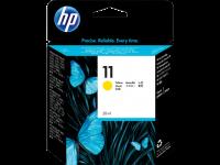 Оригинальный картридж HP C4838A (11) (28 мл., желтый)