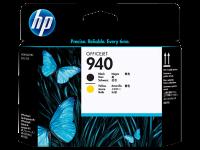Оригинальный картридж HP C4900A (3320 стр., черный + желтый)