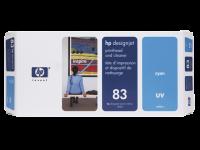 Оригинальный картридж HP C4961A (голубой)