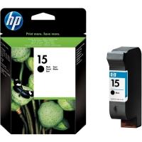 Оригинальный картридж HP C6615DE (25 мл., черный)