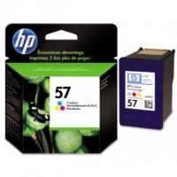 Оригинальный картридж HP C6657AE (трехцветный, 500 стр.)