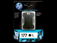 Оригинальный картридж HP C8721HE (300 стр., черный)