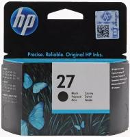 Оригинальный картридж струйный HP 27 (C8727AE)
