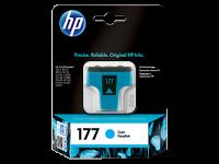 Оригинальный картридж HP C8771HE (400 стр., голубой)