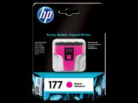 Оригинальный картридж HP C8772HE (370 стр., пурпурный)