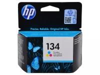 Оригинальный картридж HP C9363HE (560 стр., трехцветный) (ноябрь 2017 года)