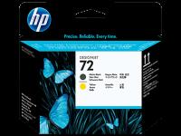 (Акция) Оригинальный картридж HP C9384A (72) (черный + желтый)