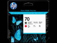 Оригинальный картридж HP C9409A (16000 стр., черный матовый + красный)