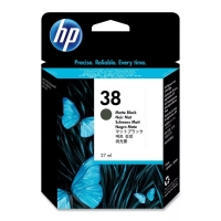 Оригинальный картридж HP C9412A (3200 стр., черный матовый)