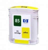 Оригинальный картридж HP C9427A (желтый, 69 мл.)