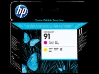 Оригинальный картридж HP C9461A (775 мл., пурпурный + желтый)