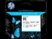 Оригинальный картридж HP C9463A (775 мл., черный фото + светло-серый)