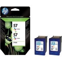 Оригинальный картридж HP C9503AE 2-Pack (2 * 1000 стр., трехцветный)
