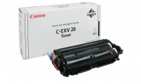 Оригинальный тонер-картридж CANON C-EXV26 Bk (6000 стр., черный)
