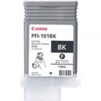 Оригинальный картридж CANON PFI-101BK (130 мл., черный)