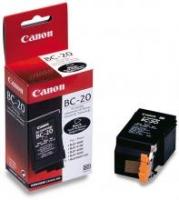 Оригинальный картридж CANON BC-20 (900 стр., черный)