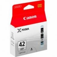Оригинальный картридж CANON CLI-42LGY (835 стр., светло-серый)
