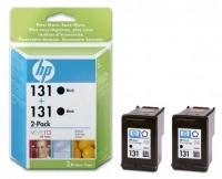 Оригинальный картридж HP CB331HE 2-Pack (2 * 480 стр., черный)
