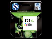 Оригинальный картридж HP CC644HE (440 стр., трехцветный)