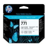 Оригинальный картридж HP CE019A (светло-голубой + светло-пурпурный)