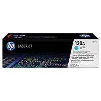 [Уценка] Оригинальный картридж HP CE321A (1300 стр., голубой)