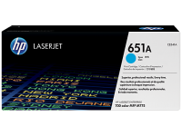 Оригинальный картридж HP CE341A (голубой, 16000 стр.)