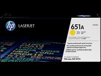 Оригинальный картридж HP CE342A (желтый, 16000 стр.)
