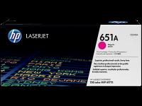 Оригинальный картридж HP CE343A (пурпурный, 16000 стр.)