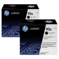 Оригинальный картридж HP CE390XD (2 шт. * 24000 стр., черный)