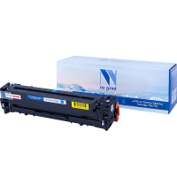 Тонер-картридж NV Print CF211A/CE321A/CB541A (Синий, 1600 стр)