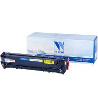 Тонер-картридж NV Print CF212A/CE322A/CB542A (Жёлтый, 1600 стр)