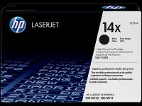 Оригинальный картридж HP CF214X (черный, 17500 стр.)