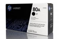 Оригинальный картридж HP CF280A (2700 стр., черный)