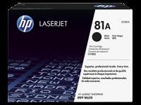 Оригинальный картридж HP CF281A (черный, 10500 стр.)