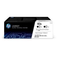 Оригинальный картридж HP CF283XF (2 * 2200 стр., черный)