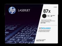 ОРИГИНАЛЬНЫЙ КАРТРИДЖ HP CF287X (ЧЕРНЫЙ, 18000 СТР.) ДЛЯ HP LASERJET ENTERPRISE M506 / MFP M527