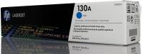 [Уценка] Оригинальный картридж HP CF351A (голубой, 1000 стр.)